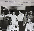 Early Crew of KRCG-TV
